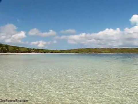 Playa Media Luna Vieques