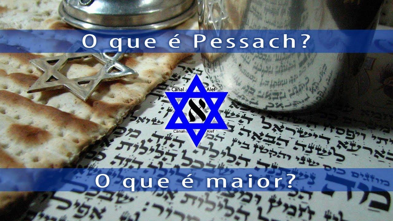 O que você sabe sobre Pessach? Conheça o maior mandamento – Canal Alef