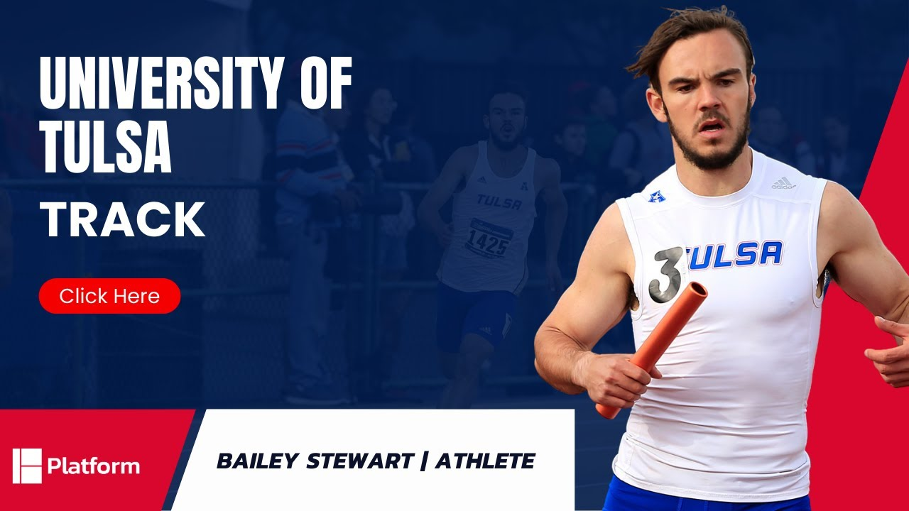 Q&A with Tulsa Track Student Athlete - Bailey Stewart