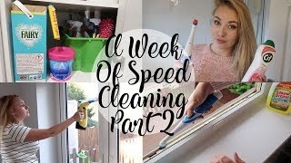 part 2 a week of mrs hinch speed cleaning the forgotten jobs elbow grease cif lotte roach