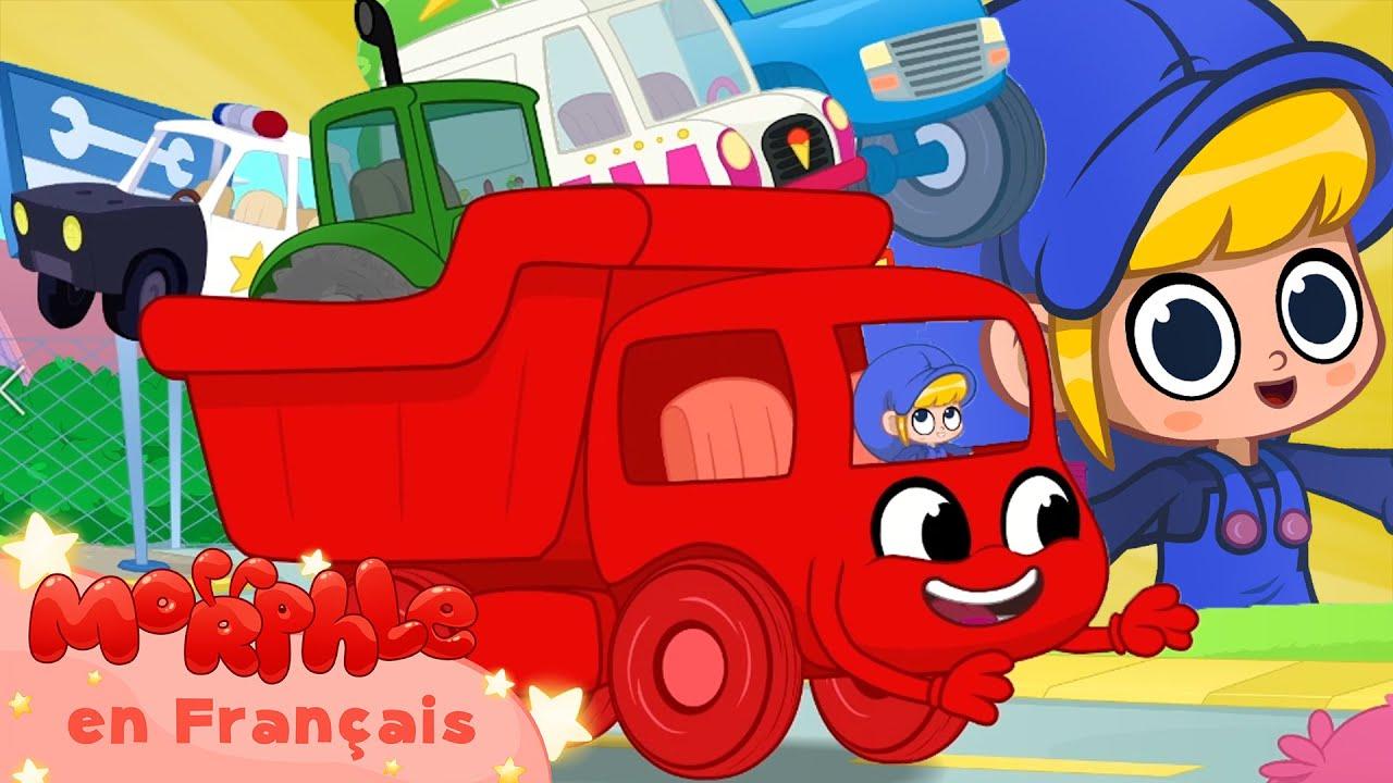 Morphle en Français | Mon gros camion rouge, deuxième partie | Dessins Animés Pour Enfants