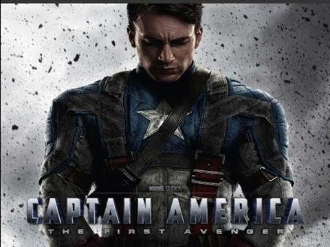 CAPTAIN AMERICA - THE FIRST AVENGER   Trailer deutsch german [HD]