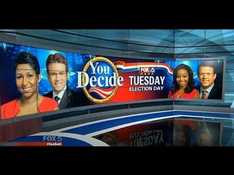 2014 Georgia Midterm Election Returns - FOX 5 LIVE