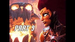 DARKSIDERS 3 Walkthrough Gameplay Part 9 - Bonelands (Let's Play Commentary)