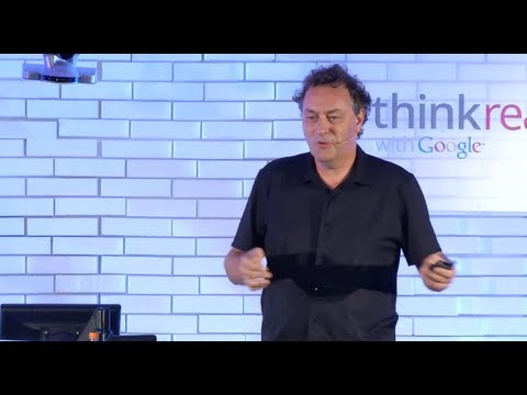 Think at Google: Real Estate event keynote SP Brazil: Gerd Leonhard Futurist Speaker