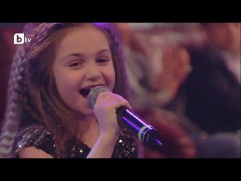 "Krisia Todorova: Singing- ""Wrecking Ball"" by Miley Cyrus"