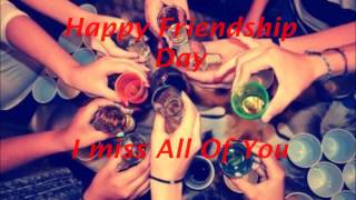 Happy Friendship Day 2016 with eng. subtitles