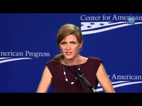 Remarks on Syria by the U.S. Ambassador to the United Nations