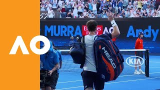 For the last time: Andy Murray | Australian Open 2019