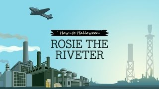 How-to Halloween: Rosie the Riveter Thumbnail
