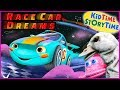 Race Car Dreams   Bedtime Stories for Kids!