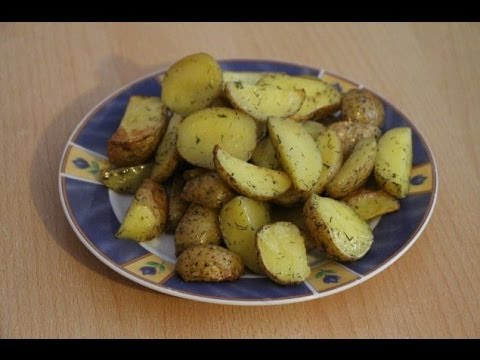 Как приготовить крылышки с картошкой в духовке. Рецепты