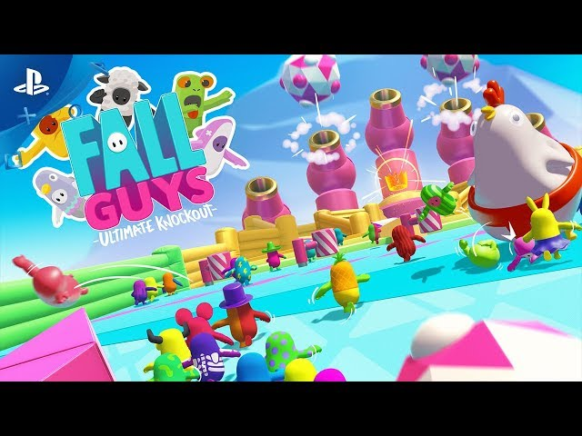 Fall Guys - E3 2019 Trailer | PS4