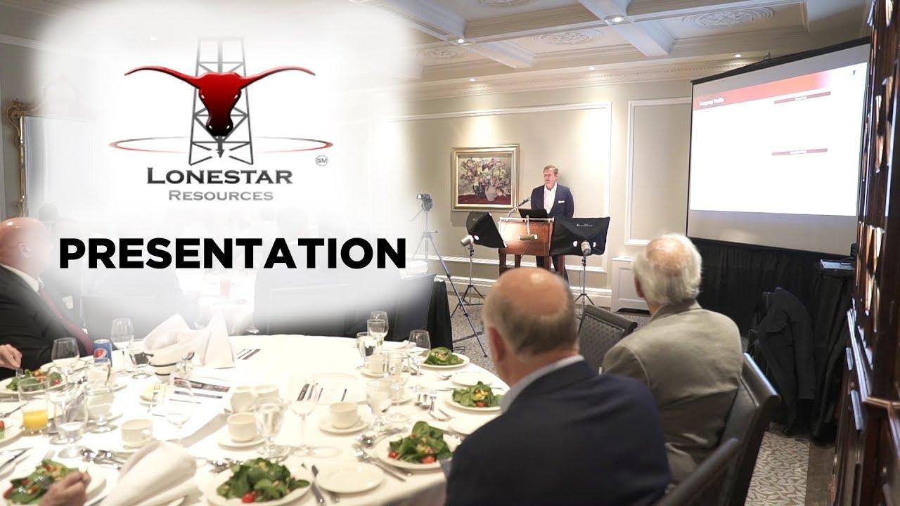 Lonestar Resources Us Inc  - Richmond Club