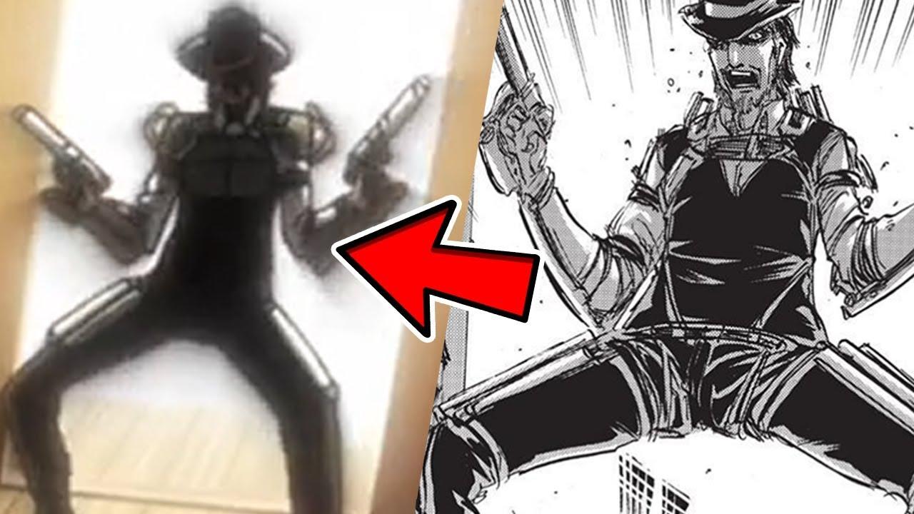 ATTACK ON TITAN SEASON 3 EPISODE 2 REVIEW - YouTube