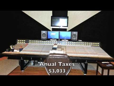 Recording Studio for Sale - $319,000!