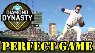 MLB The Show 16 Diamond Dynasty Online Gameplay MY FIRST PERFECT GAME!!(Please watch: