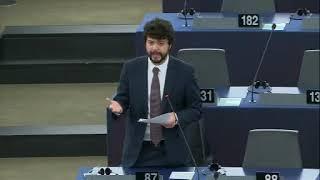 Intervento in aula di Brando Benifei in preparazione del Consiglio europeo del 12 e 13 dicembre