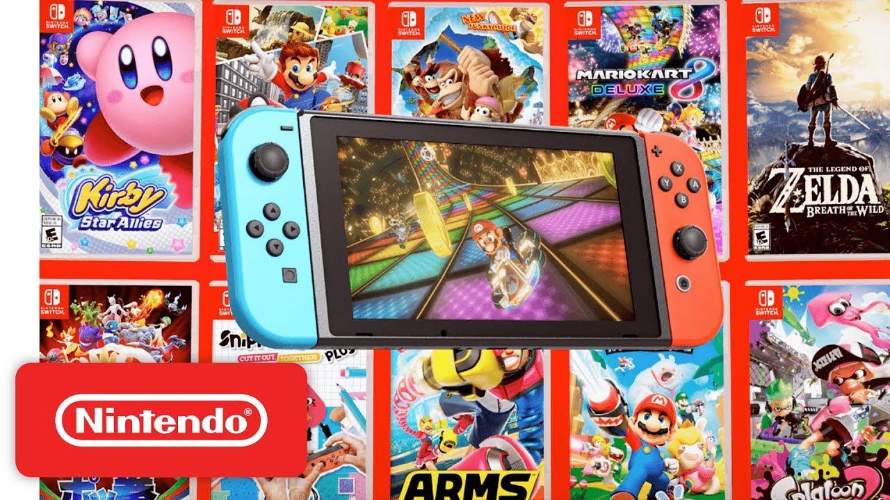 Nintendo Switch | BIG W