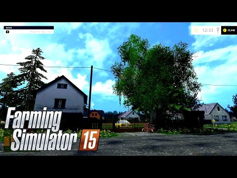 Magyar TSZ Map - Farming Simulator 2015 - GamePlay 47.rész