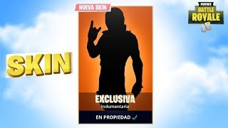 THIS IS FORTNITE'S NEWEST SKIN