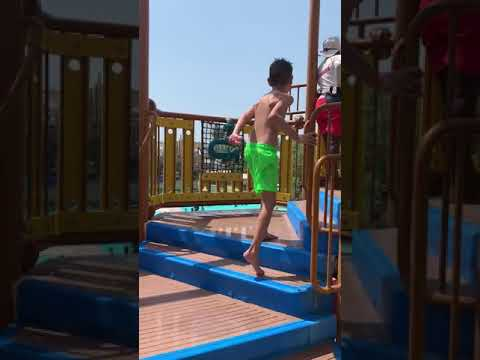 Dubai august 2019, Wild Wadi waterpark