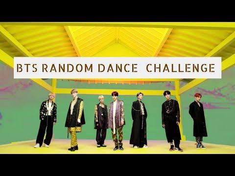 BTS RANDOM DANCE CHALLENGE   CHORUS & DANCE BREAKS  w/ mirrored DP&no countdown