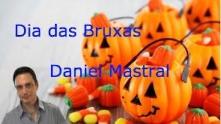 "Gambar cover Daniel Mastral - ""Dia das Bruxas"""
