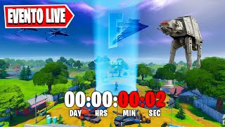 EVENTO STAR WARS FORTNITE LIVE ITA RAPIDE RISCHIOSE