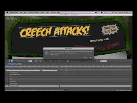 MotionArtist Webinar: Creating Motion Graphics with MotionArtist