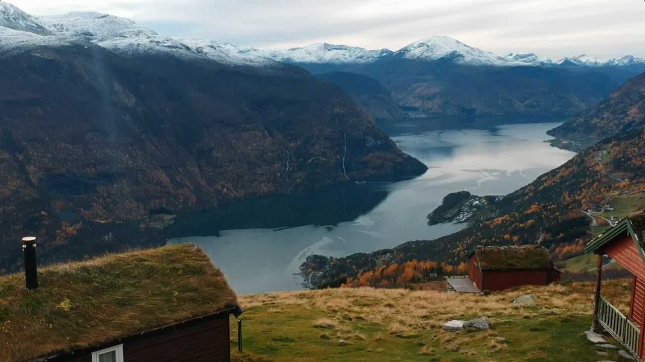 Hiking in Valldal