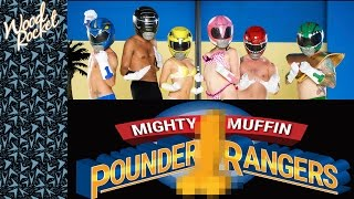 Download Video Power Rangers Porn Parody: Mighty Muffin Pounder Rangers (Trailer) MP3 3GP MP4