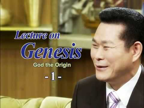 Lecture on Genesis #01