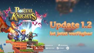 Portal Knights | Update 1.2 | PS4, Xbox One, PC | Deutsch