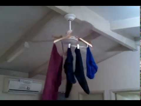 The new Rotary Clothes Dryer