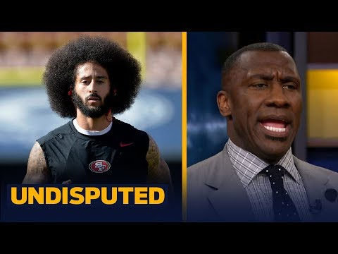 Thumbnail: Joe Montana compares Colin Kaepernick to Tim Tebow - is this a problem? | UNDISPUTED