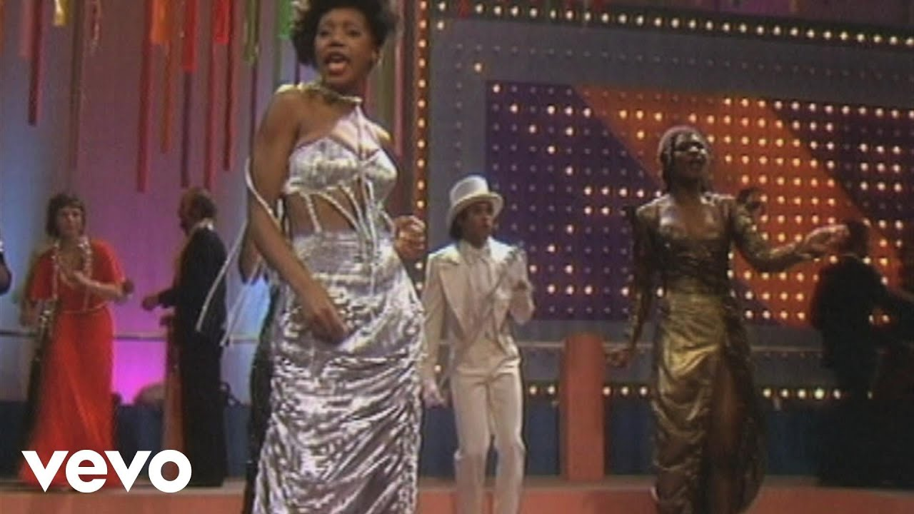 Boney M. - Sunny (ZDF Silvester-Tanzparty performance - 31.12.1977)