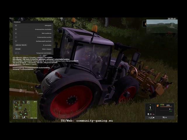 Chaos-Fahrt mit Justin | Folge #226 | Let's Play Landwirtschafts Simulator 2017