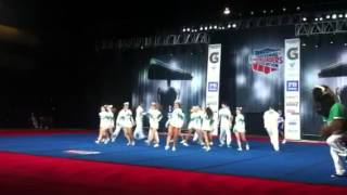 Marshall university cheer nationals 2012