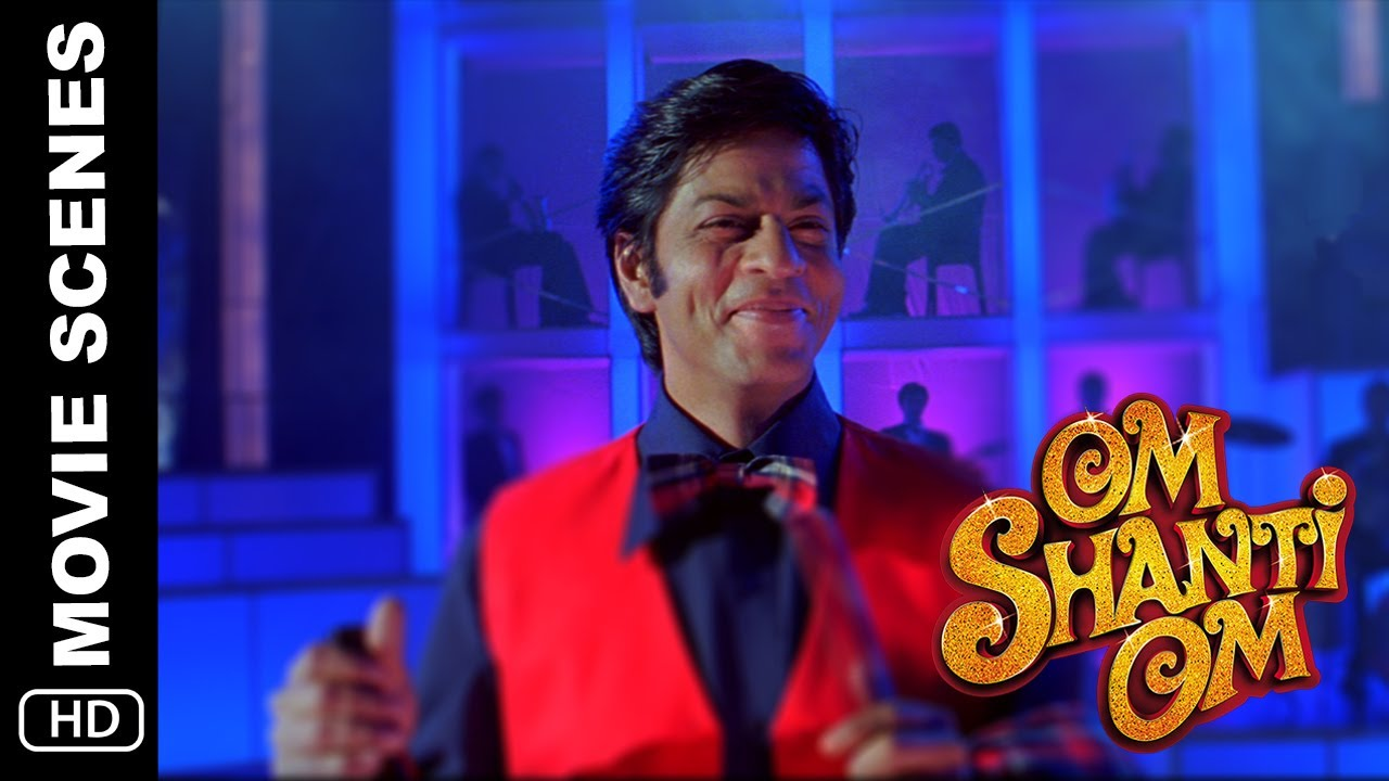 Picture Abhi Baki Hai Mere Dost | Om Shanti Om | Scene | Shah Rukh Khan, Shreyas Talpade