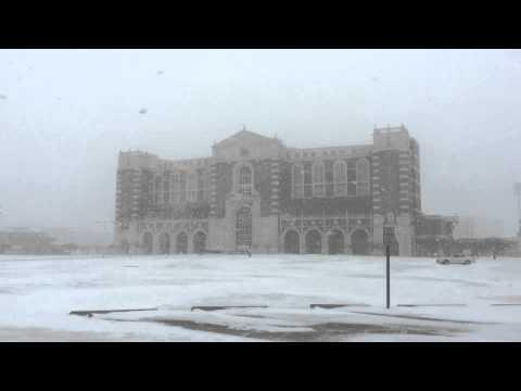 Texas Tech Jones AT&T Snow