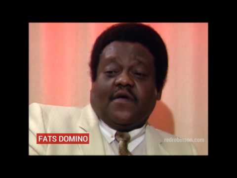 Red Robinson's Legends Of Rock - Fats Domino