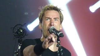Nickelback - Burn It To The Ground (Live - Manchester Arena, UK, 2012)