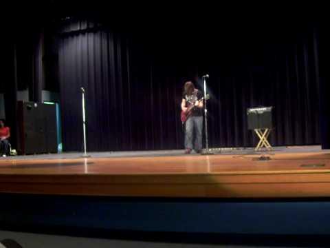 Sloan Dawson - Marked Tree High School talent show 10/20/09