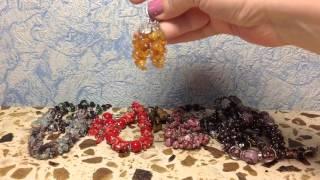 Серьги (и не только) своими руками из натуральных камней