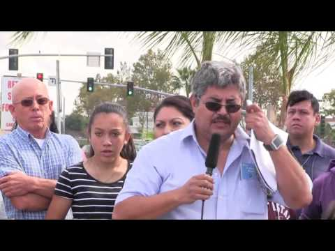 Santo Rosario/Public Square Rosary Crusade By Vision Catolica