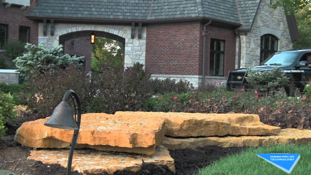 kichler led landscape lighting. landscape illuminations succeeds using kichler led lighting - youtube led s