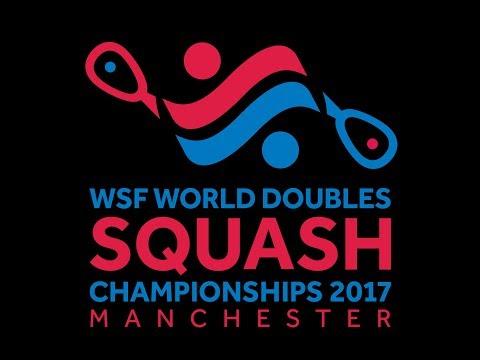 WSF World Doubles Championships 2017 Day 1 Court 3