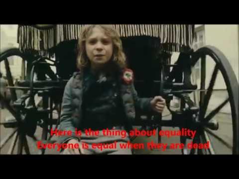 Gavroche's part with lyrics