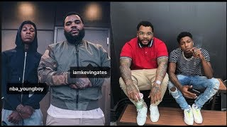 """LOUISIANA LOVE! Kevin Gates (On Parole) Set To Mentor NBA Youngboy To """"Keep Him Out Of Trouble"""""""